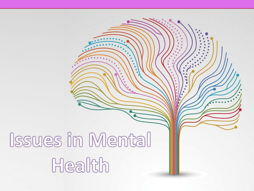 Historical Issues in Mental Health