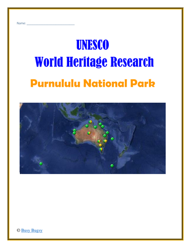 Australia research guide purnululu national park by busybugsy australia research guide purnululu national park by busybugsy teaching resources tes publicscrutiny Image collections