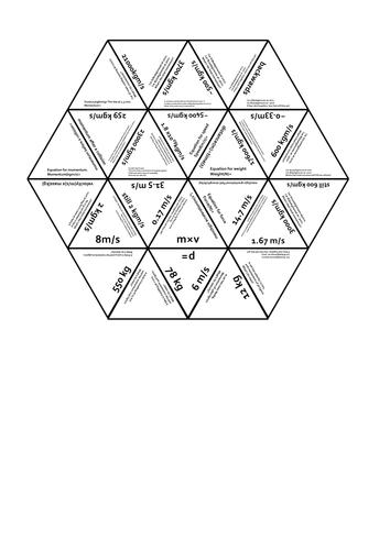 Momentum jigsaw puzzle