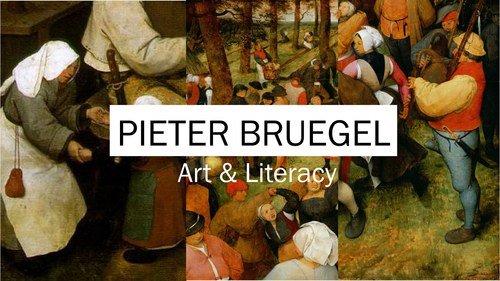 Developing Literacy through Art - Bruegel