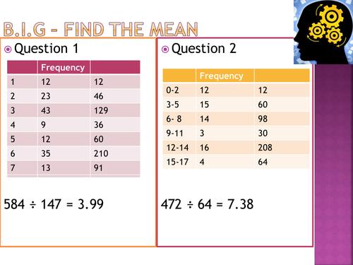 Scatter graphs GCSE questions