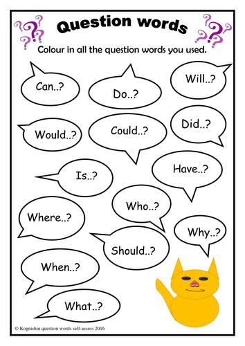 question words help mat by joymears teaching resources tes