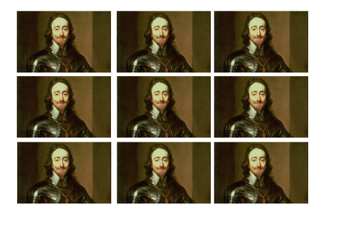Overview of Charles I - intro to English civil war