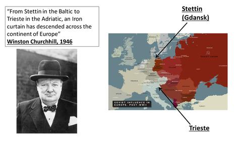 *Full Lesson* Cold War: The Truman Doctrine (Edexcel GCSE History (9:1)