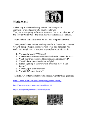 World War II               Britannica com Wikipedia