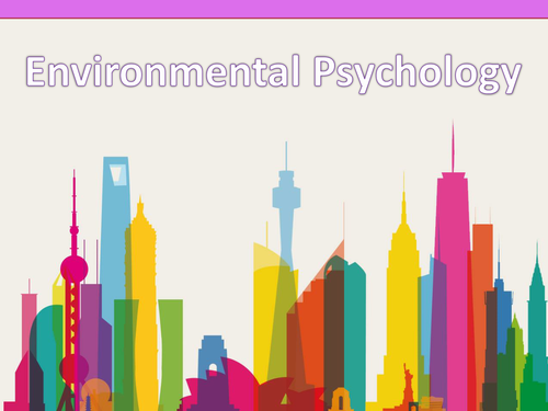 Environmental Psychology (OCR)