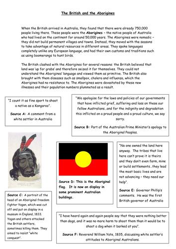 Australia - adventure or invasion?