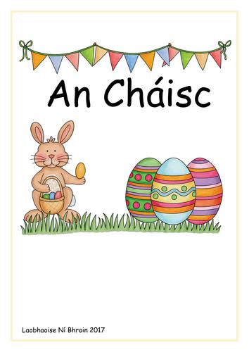 An Cháisc (Gaeilge) - Easter Irish Display