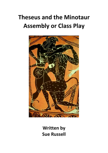 Theseus and the Minotaur Assembly or Class Play