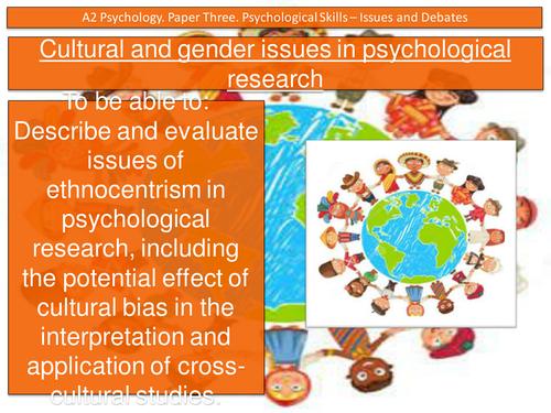 potential communication problem ethnocentrism