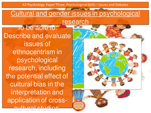 issues in psychological profiling essay The practical application of geographical profiling - an essay - free download as word doc (doc / docx), pdf file (pdf), text file (txt) or read online for free.
