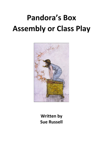 Pandora's Box Assembly or Class Play