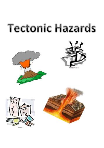 Tectonic Hazards GCSE Revision Guide