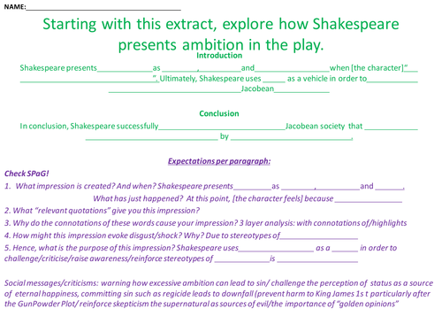 sonnet deconstruction and valentine comparison by misscalabrese structuring an analytical essay for macbeth
