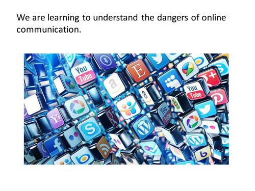 KS2 Online Safety - The Dangers of Communicating Online