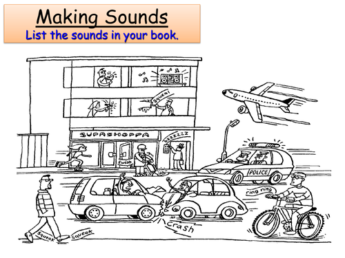 Year 7 Physics - Sound