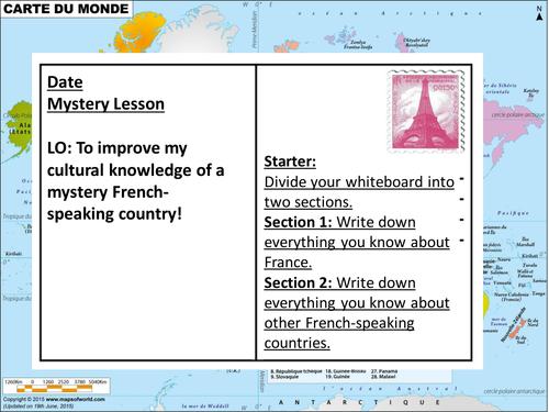 Prof_de_francais's Shop - Teaching Resources - TES