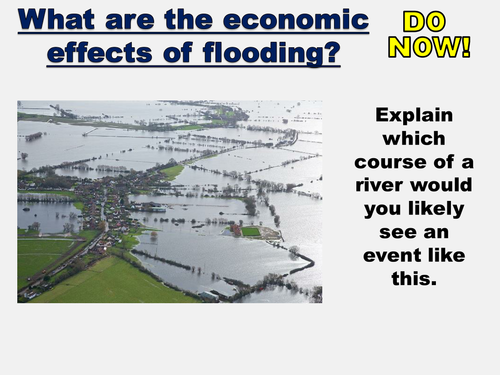 New AQA GCSE Geography- River Landscapes in the UK Lesson #6
