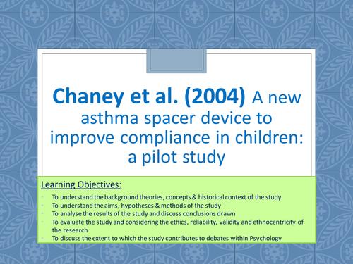 Chaney et al.