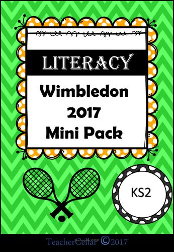 Writing Wimbledon 2017