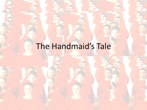 The Handmaid's Tale Revision