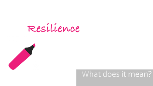 Resilience Assembly / Lesson Presentation