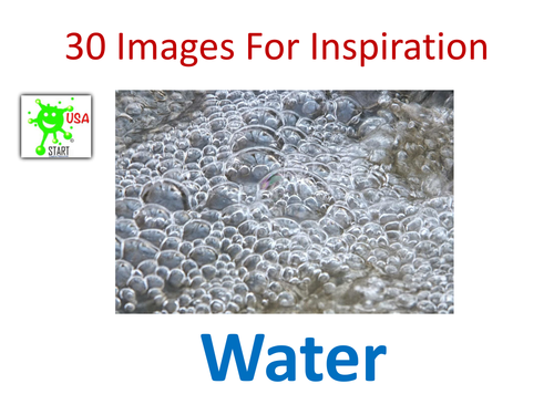 Art. images of water for inspiration