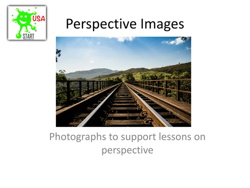 Art. Images of perspective