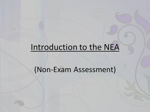 AQA A Level English Language - complete NEA bundle