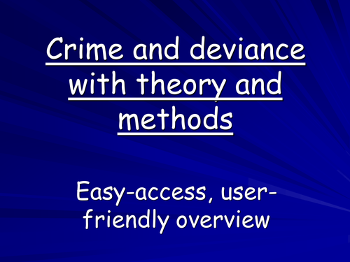 crime revision Crime and punishment gcse shp revision mindmapspptx 10543kb 2795 downloads i'd been working on my own materials for the edexcel crime and punishment course when i spotted dan's amazing work here i've adapted it and added something of my own and now my alternative version is available for you to download from here.