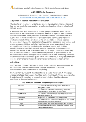GCSE Art   Design Coursework Checklist for   Magdalen Court School Topic for term paper in english note cards format for research paper