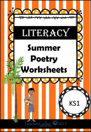 Original Summer Poetry for KS1