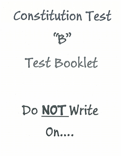 history teacher by day and by night shop teaching resources tes us constitution test matching multiple choice short answer and essay test
