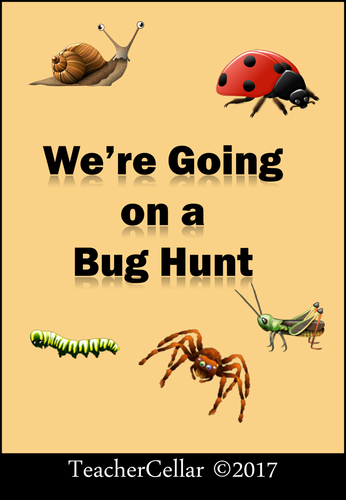 Mini-Beasts We're going on a Bug Hunt