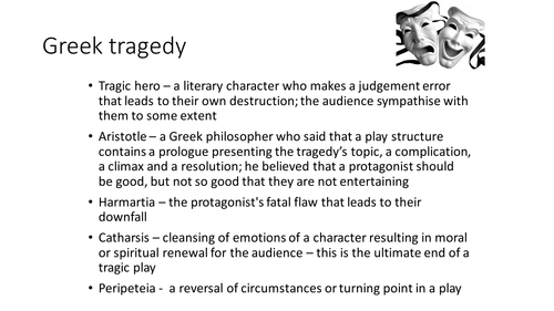 the extent to which macbeth fulfill the demands of a tragic hero Tiger woods tragic hero essay sample pages: 3 macbeth - tragic hero or bloody tyrant to what extent does macbeth fulfill the.