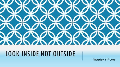Inside not outside - assembly