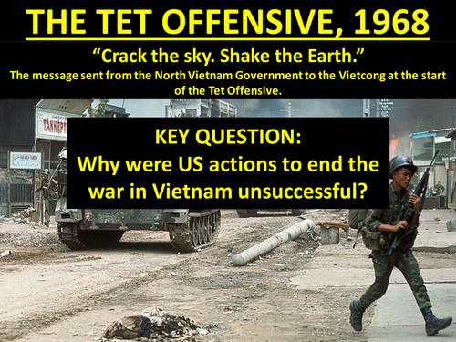 The Vietnam War: The TET Offensive