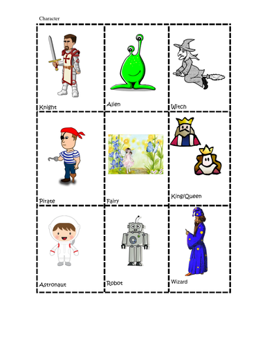 Story Hill planning and Story Card resources KS1/2