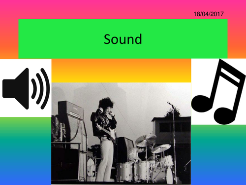 Sound 1 - Animal Sounds complete lesson