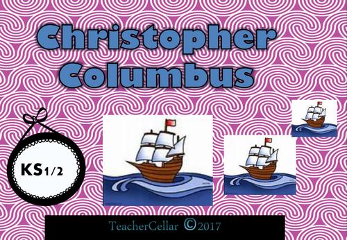 Explorers and Navigators Christopher Columbus