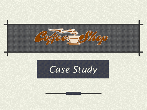 GCSE Business - Three Retail Business Presentation Case Studies