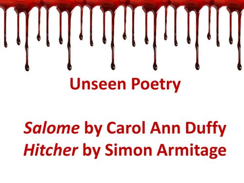 salome poem