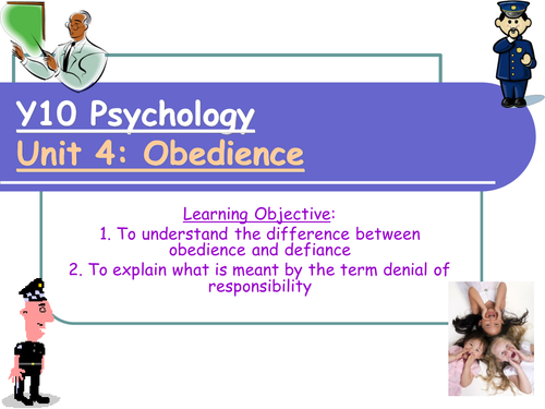 obedient student essay Essay on obedience: meaning, importance, and types category: essays, paragraphs and articles on april 27, 2015 by various contributors obedience definition and.