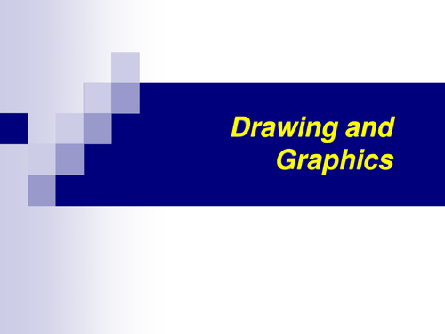 ICT Drawing Mail Merge and Graphics