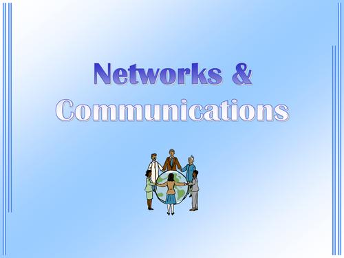 ICT Computer Networks