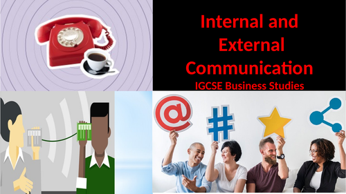 2.4 Internal and external communication  IGCSE - Business Studies Syllabus 2019 patterned.