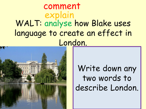 London : William Blake