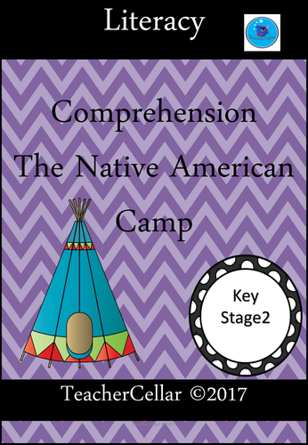 Comprehension A Native American Camp
