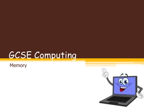Internal Compomnents of the Computer (GCSE)
