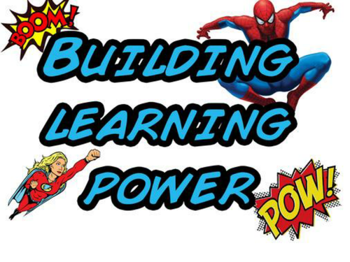 Building learning power display   Teaching Resources